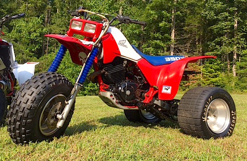 Honda Atc350x Atc250r Dirt Wheels Magazine
