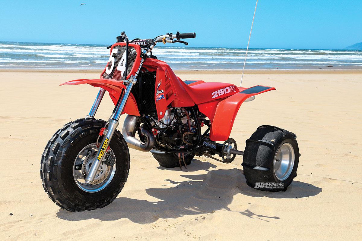 THE MIGHTY ATC250R | Dirt Wheels Magazine