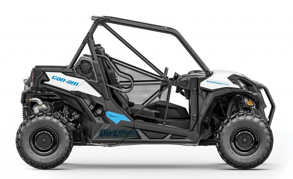 Can Am Maverick Trail X3 Rc Amp More Dirt Wheels Magazine