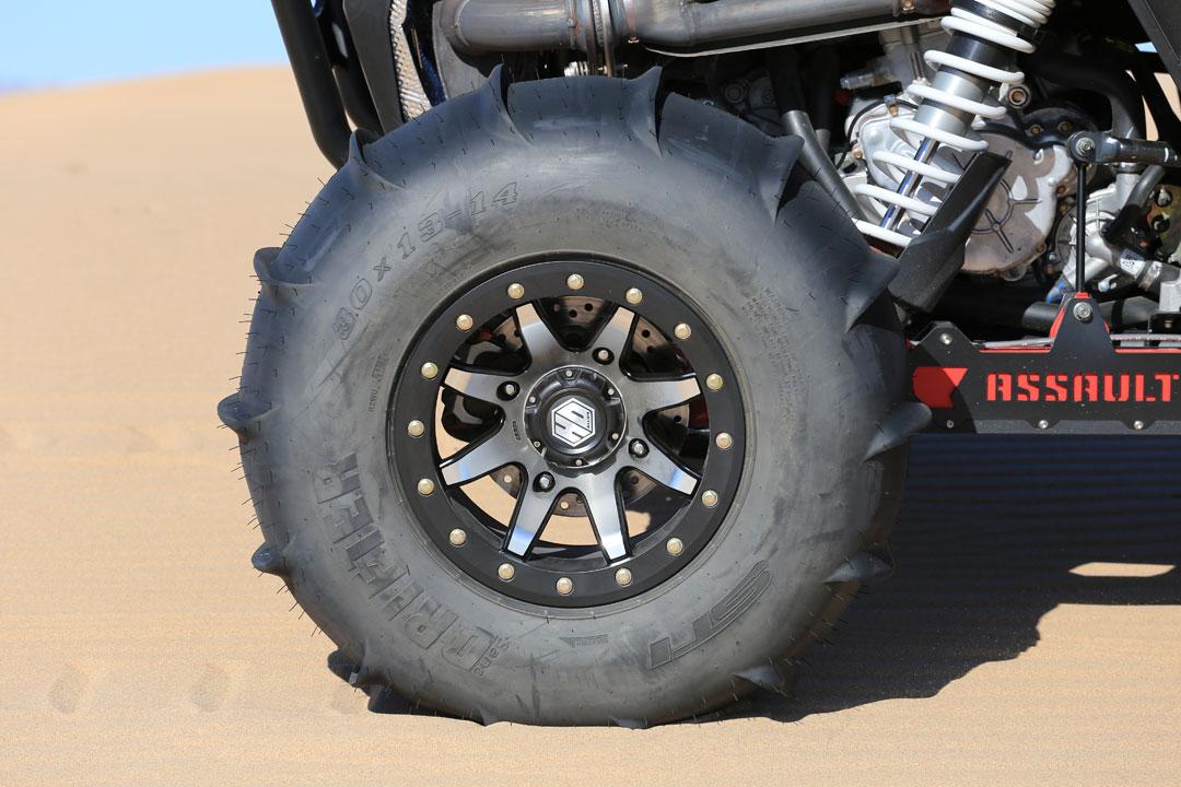 THE ULTIMATE DUNE WHEEL | Dirt Wheels Magazine