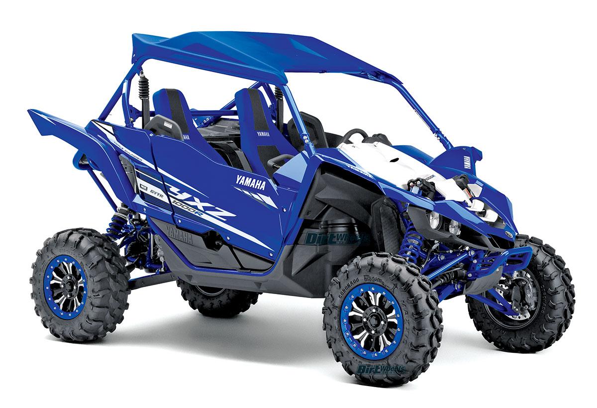 2018 yamaha yxz1000r line up dirt wheels magazine for 2018 yamaha yxz1000r