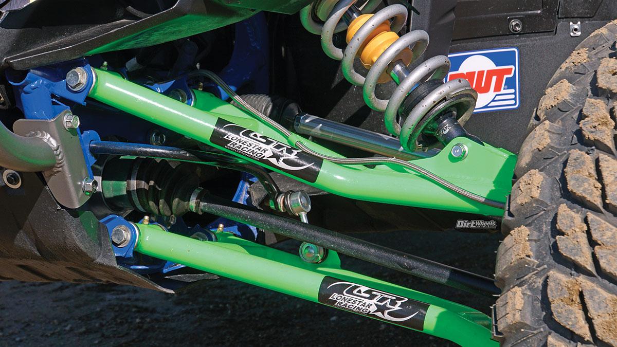 SUPER-CHARGED YAMAHA YXZ1000R   Dirt Wheels Magazine