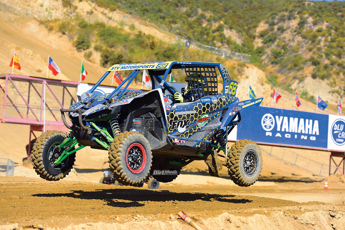SUPER-CHARGED YAMAHA YXZ1000R | Dirt Wheels Magazine