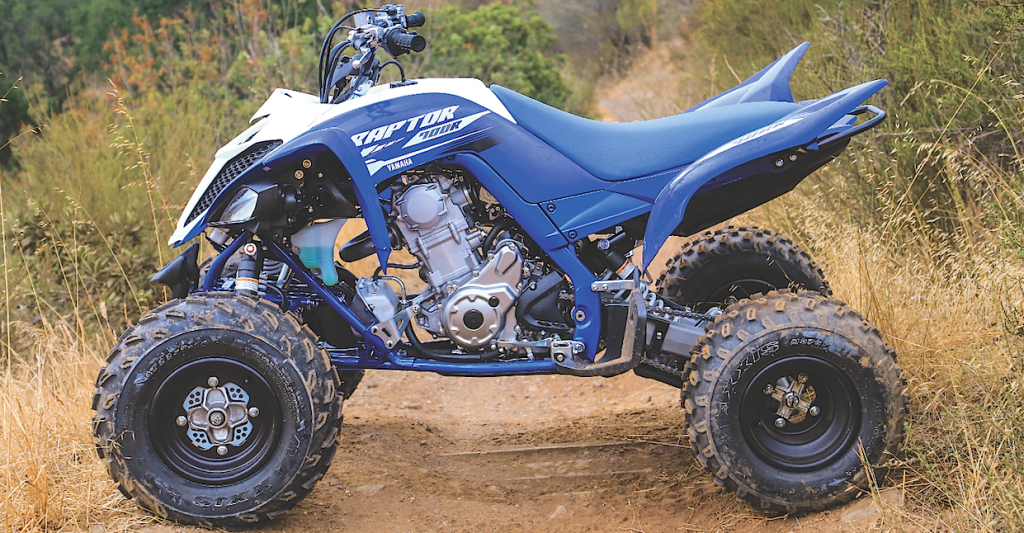 10 THINGS YOU SHOULD KNOW ABOUT THE RAPTOR 700R – Dirt Wheels Magazine