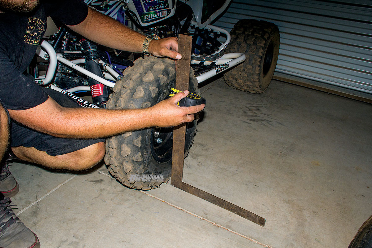 HOW-TO ADJUST CAMBER & CASTER | Dirt Wheels Magazine
