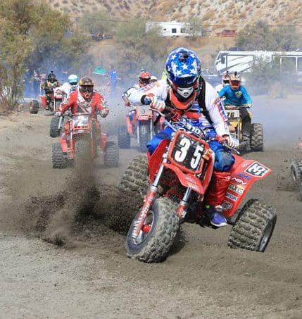 30 Three-Wheelers Invade Lake Elsinore GP | Dirt Wheels Magazine