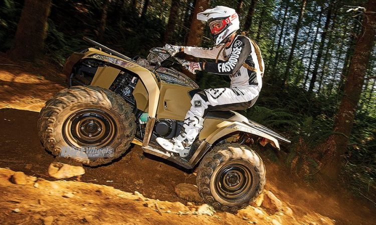 This 450-class ATV engine is potent enough to climb hills and crawl through mud, but we would have been happy to get a bit more torque on the low end.