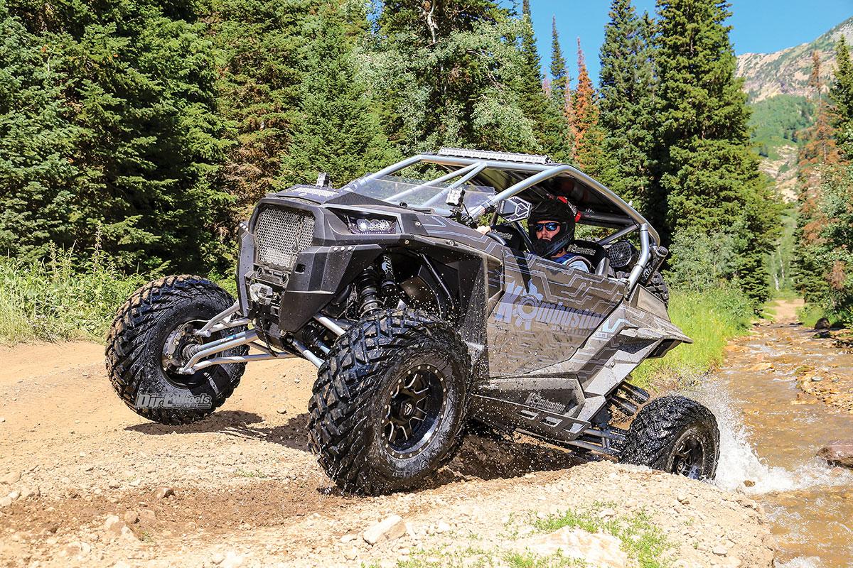 KOMBUSTION RZR & X3 BUILDS | Dirt Wheels Magazine
