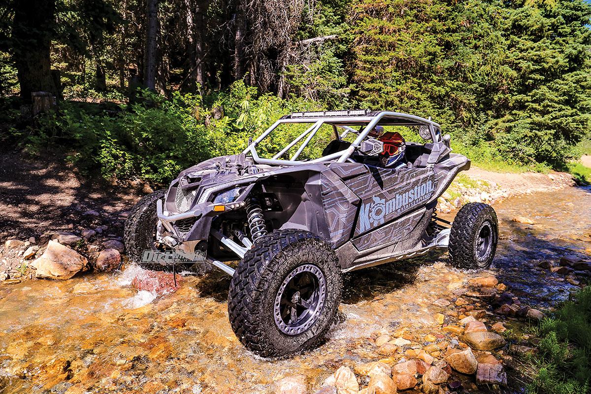 KOMBUSTION RZR & X3 BUILDS   Dirt Wheels Magazine