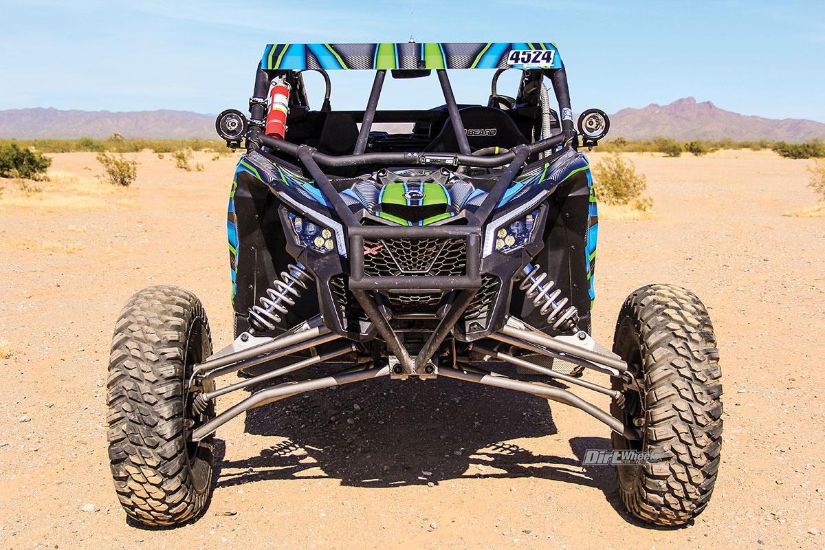 PROJECT CAN-AM MAVERICK X3 X RS | Dirt Wheels Magazine
