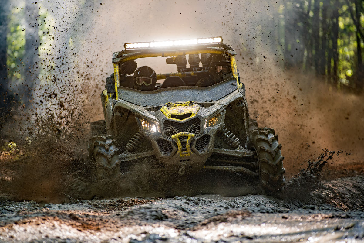 Expanding The Can Am Lineup Dirt Wheels Magazine