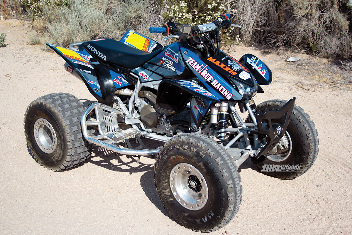 FINDING A NEW 2005 TRX450R STILL IN THE CRATE | Dirt Wheels