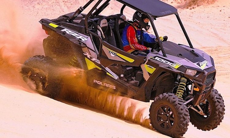 rzr xp1000 roost