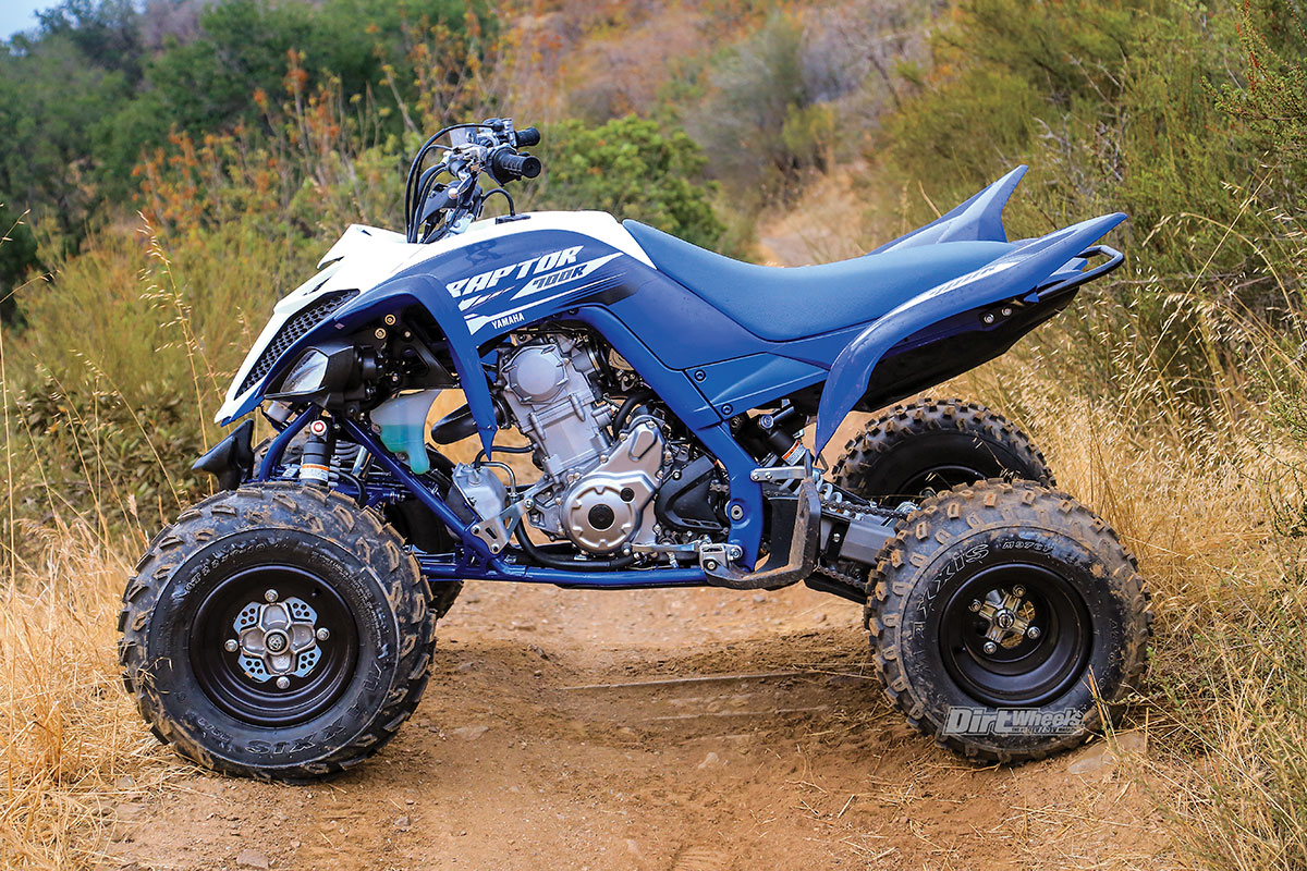 The Legendary Yamaha Raptor 700 Has Always Been A Roost Throwing Head Turner And It Is Best Bore We Ve Seen To Date