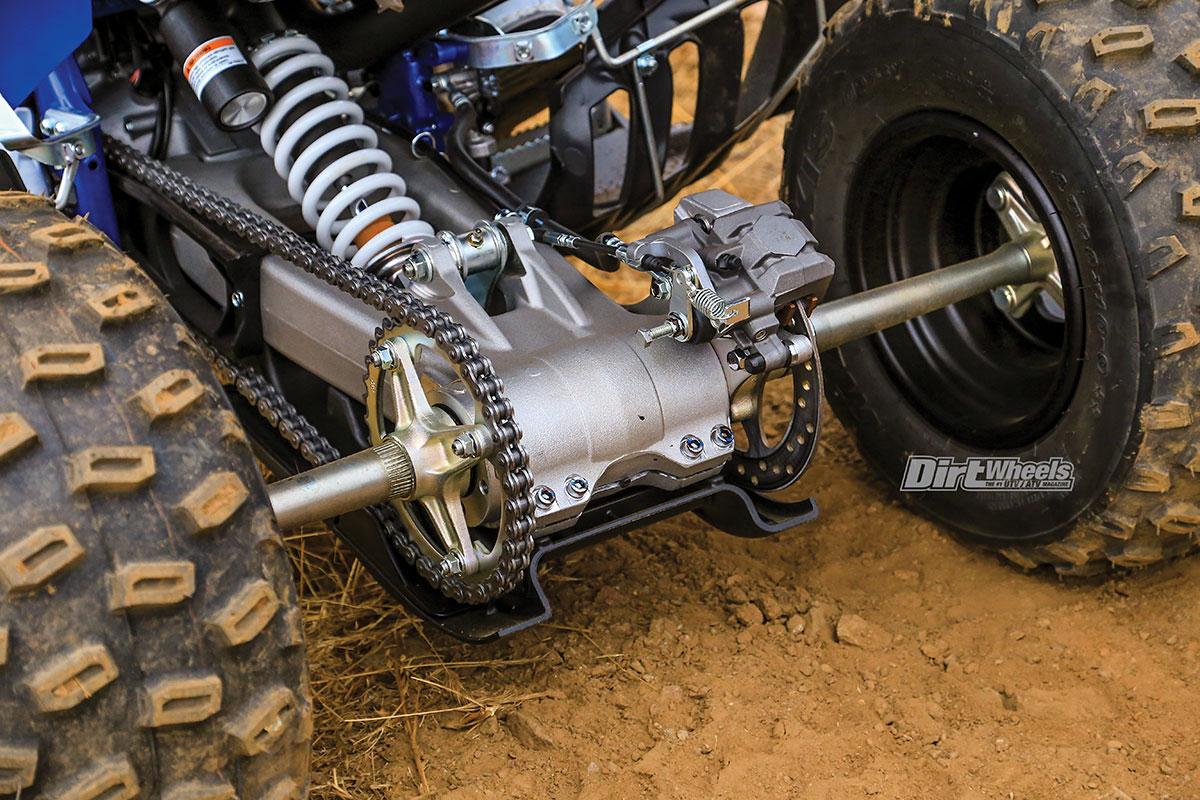 2018 YAMAHA RAPTOR 700R TEST | Dirt Wheels Magazine