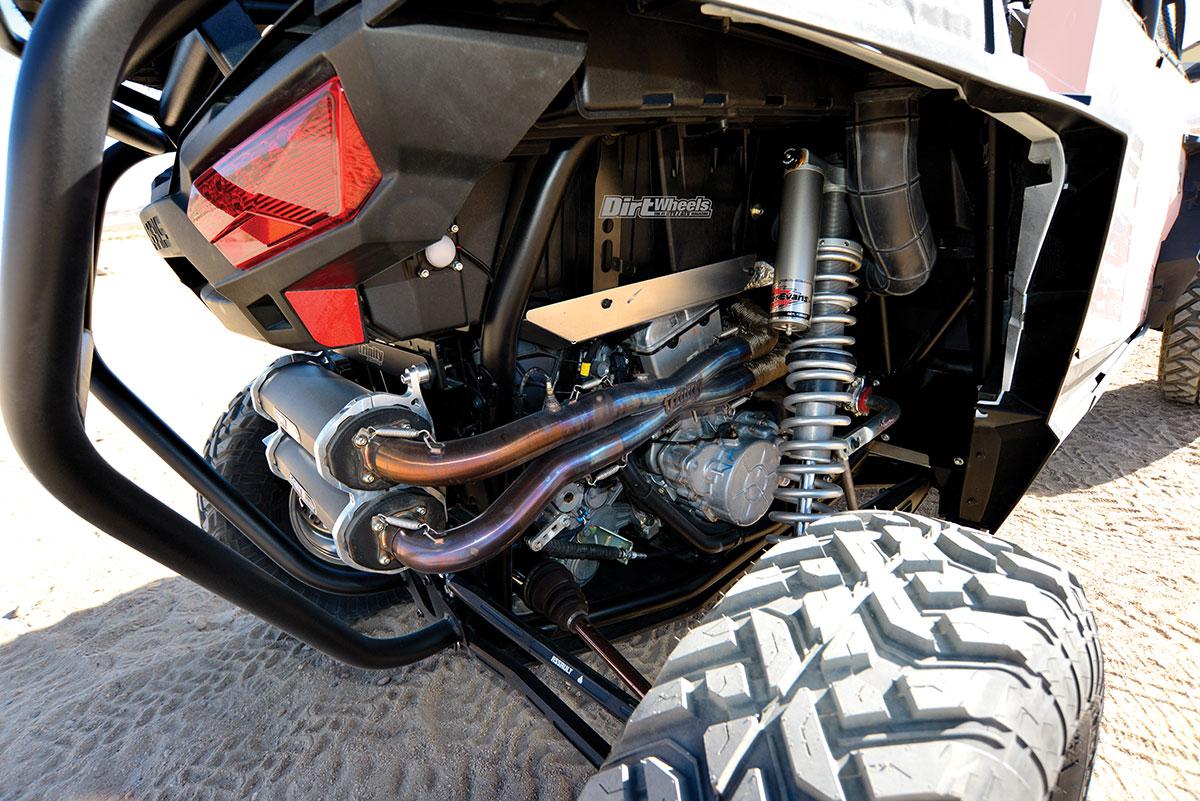 PROJECT UTV: FAST FUEL OFF-ROAD RZR | Dirt Wheels Magazine