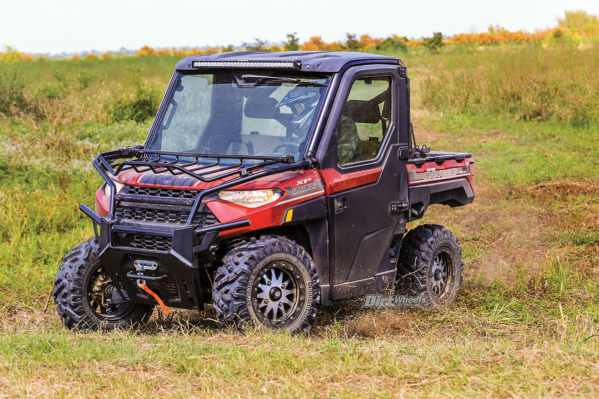 2018 polaris ranger xp 1000 eps dirt wheels magazine. Black Bedroom Furniture Sets. Home Design Ideas
