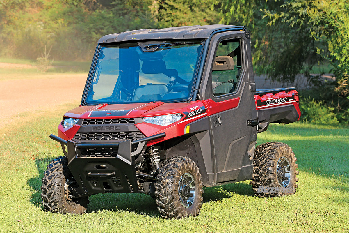 2018 POLARIS RANGER XP 1000 EPS | Dirt Wheels Magazine