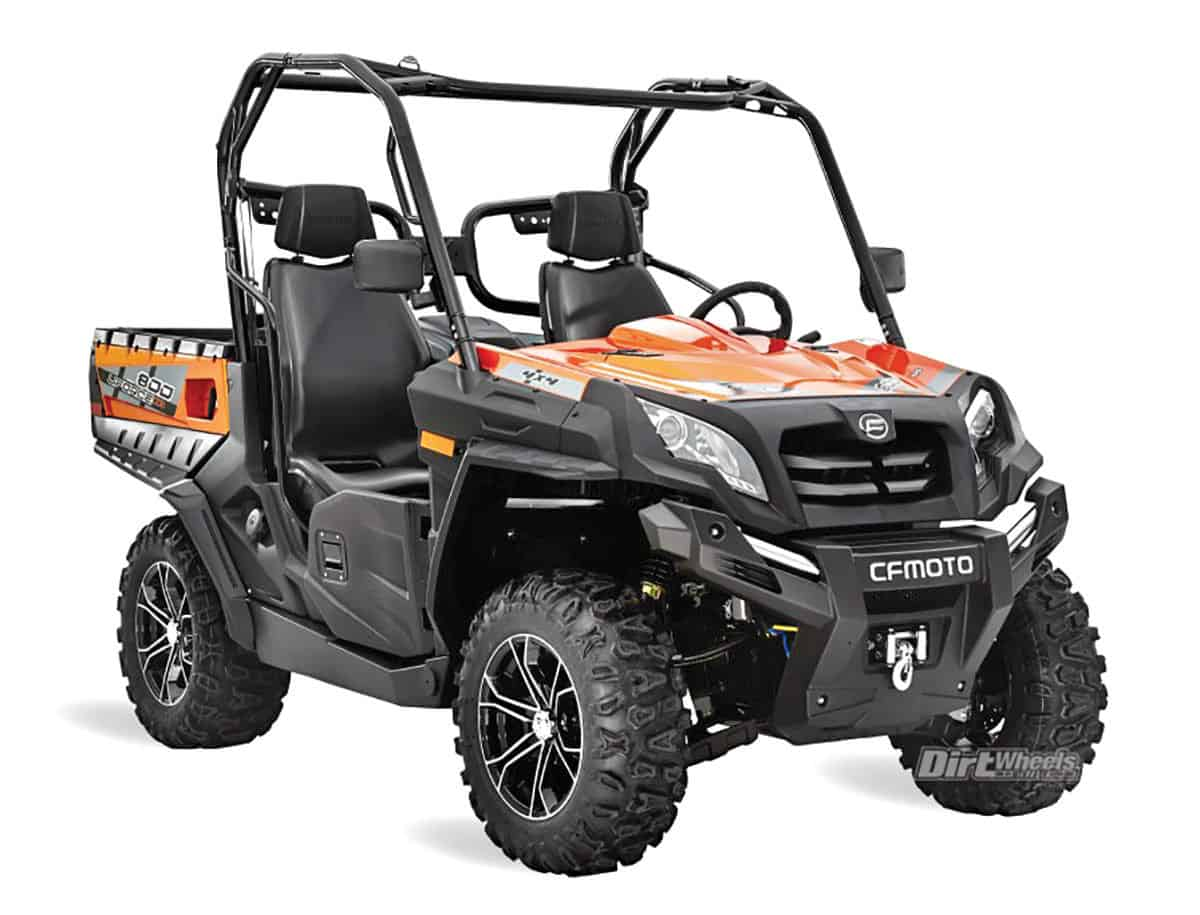 utv bg 21 cf moto uforce 800 dirt wheels magazine. Black Bedroom Furniture Sets. Home Design Ideas