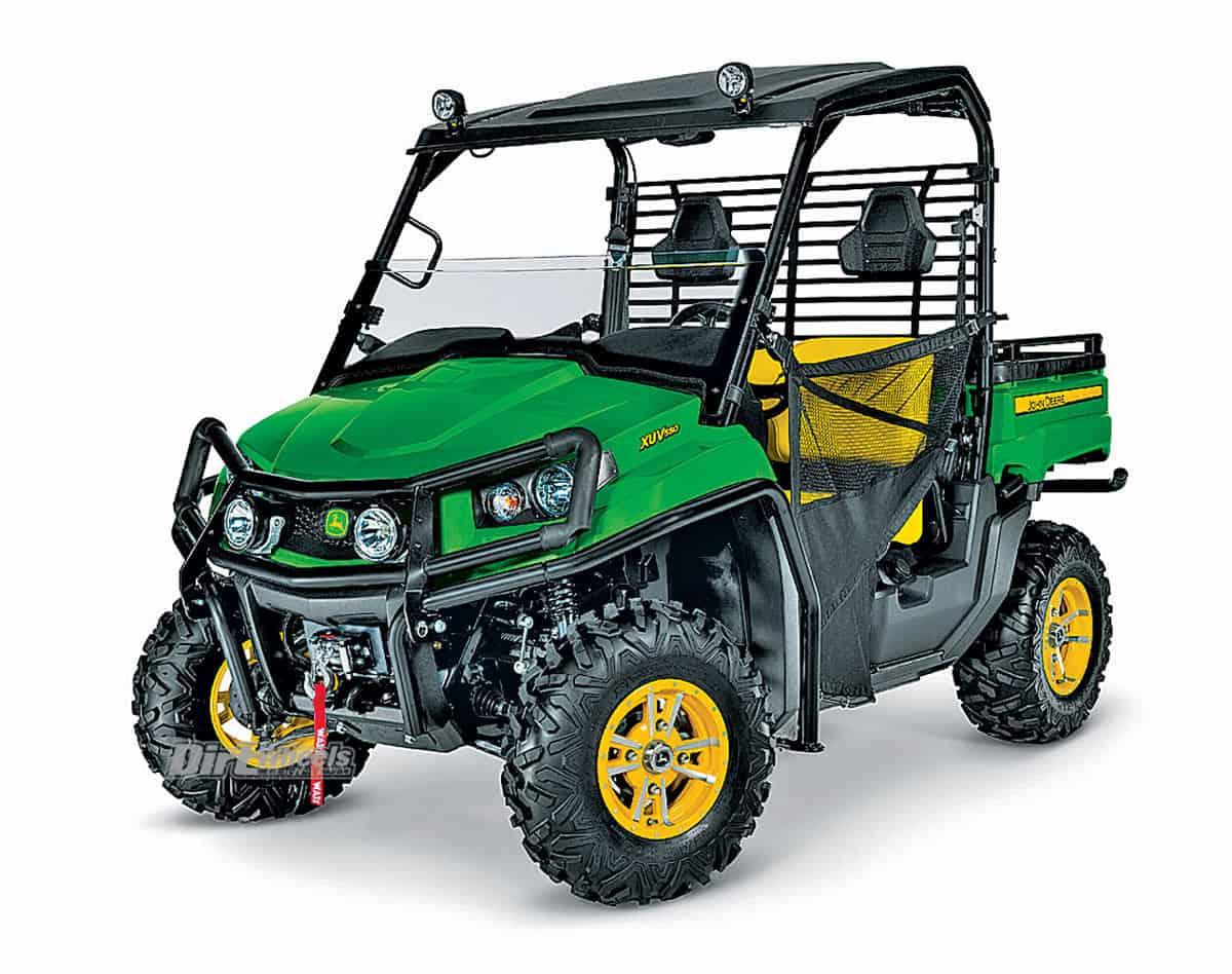 John Deere Utv >> UTV-BG-44-John-Deere-XUV550 | Dirt Wheels Magazine