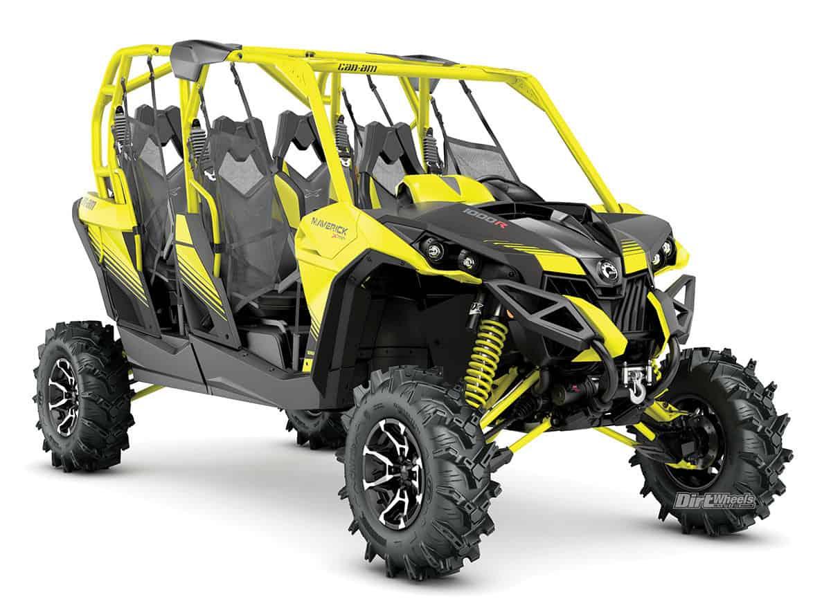 6 Seater Utv >> 2018 Utv Buyer S Guide Dirt Wheels Magazine
