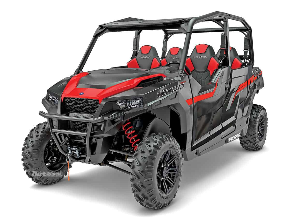 2018 UTV BUYER'S GUIDE | Dirt Wheels Magazine