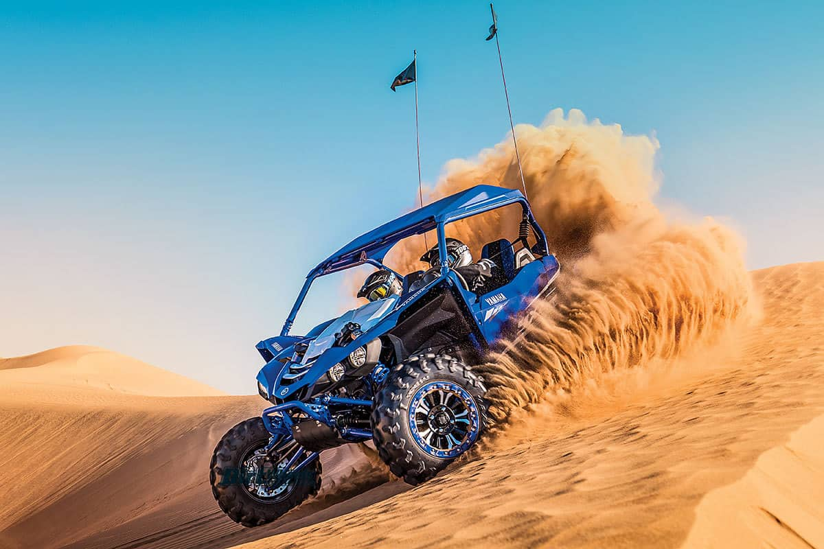 YAMAHA GENUINE YXZ1000R PRODUCTS | Dirt Wheels Magazine