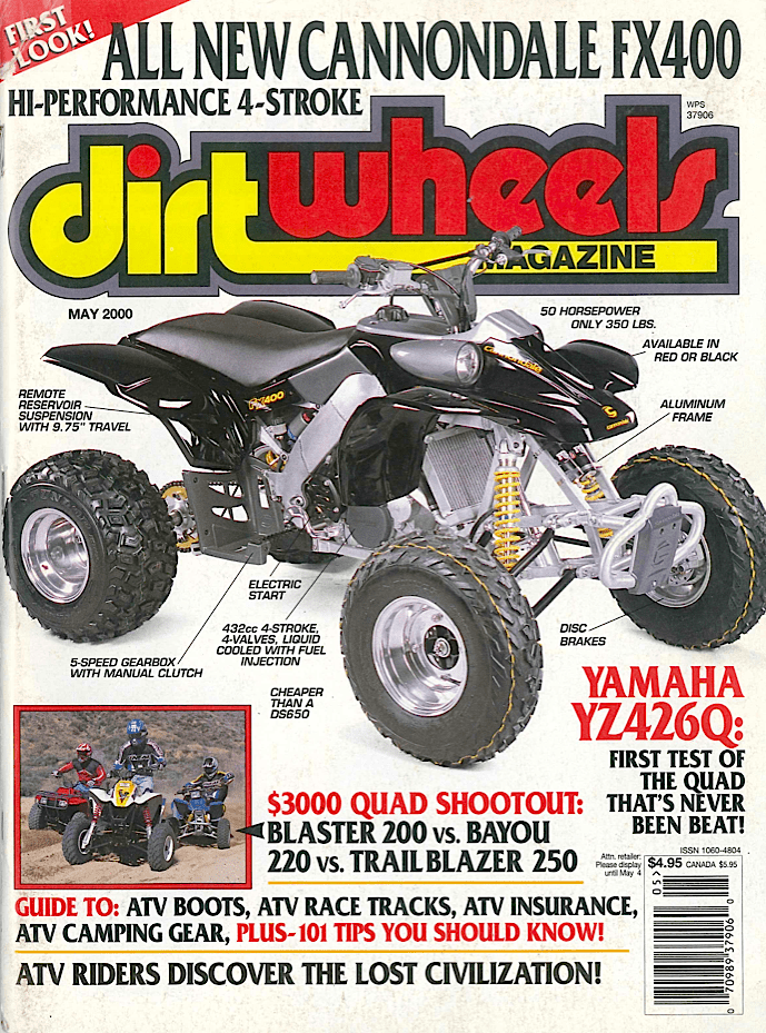 FAMOUS QUADS YOU SHOULD KNOW ABOUT   Dirt Wheels Magazine