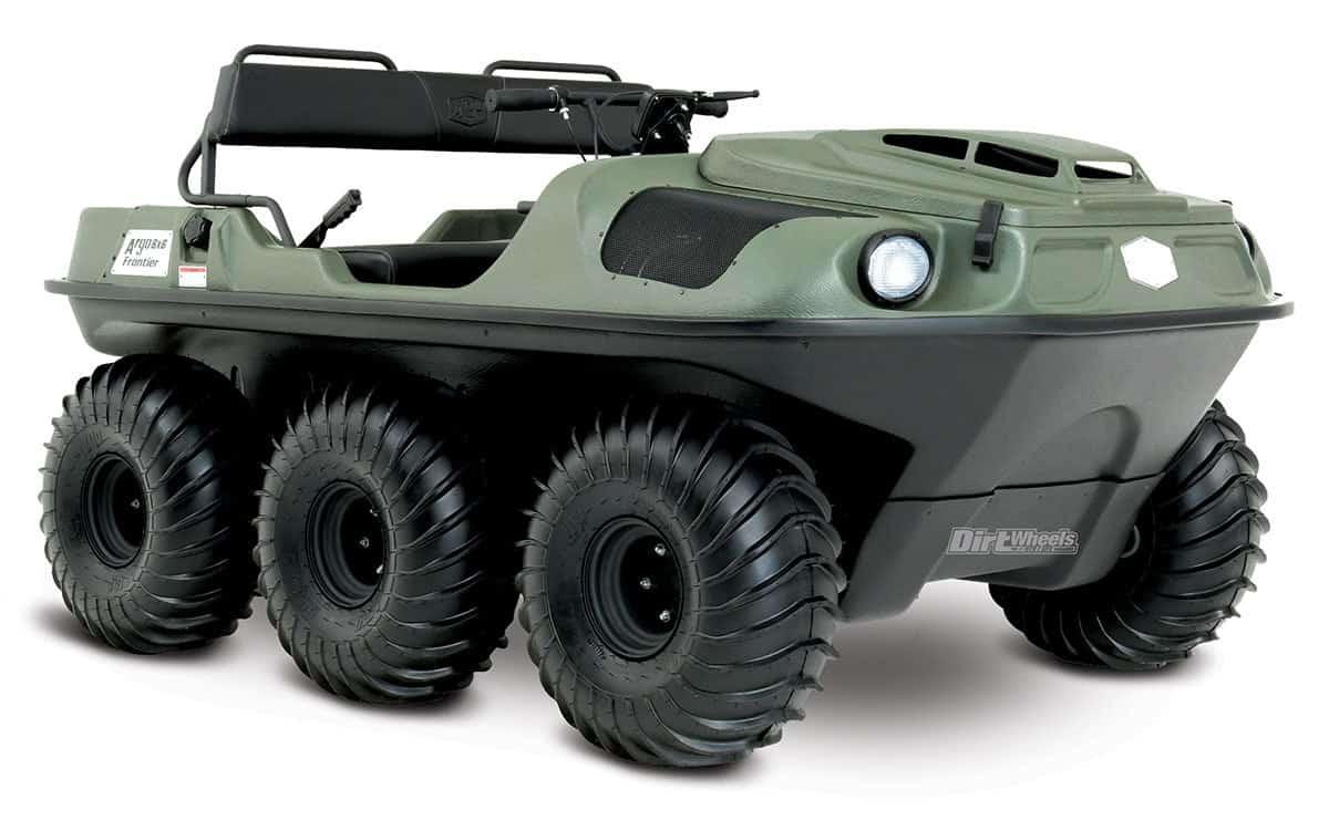 Frontier 6×6 SE (base model)