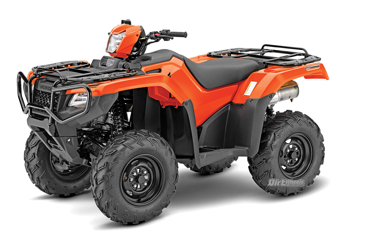 2018 ATV BUYER'S GUIDE | Dirt Wheels Magazine