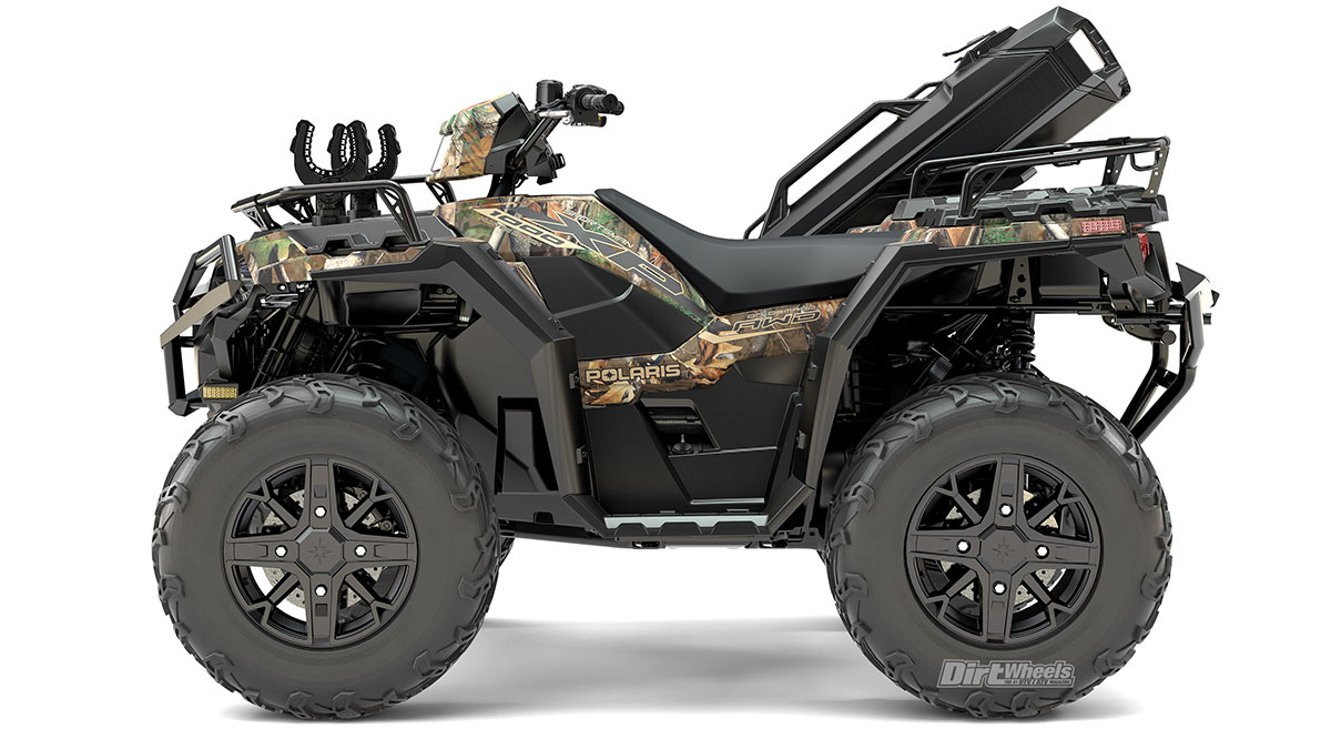 2018 ATV BUYER'S GUIDE | Dirt Wheels Magazine