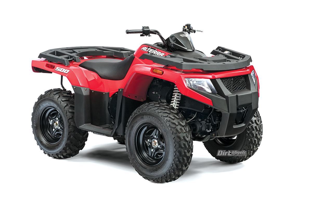 2018 ATV BUYER'S GUIDE | Dirt Wheels Magazine  Wheeler Wiring Diagram Cc on