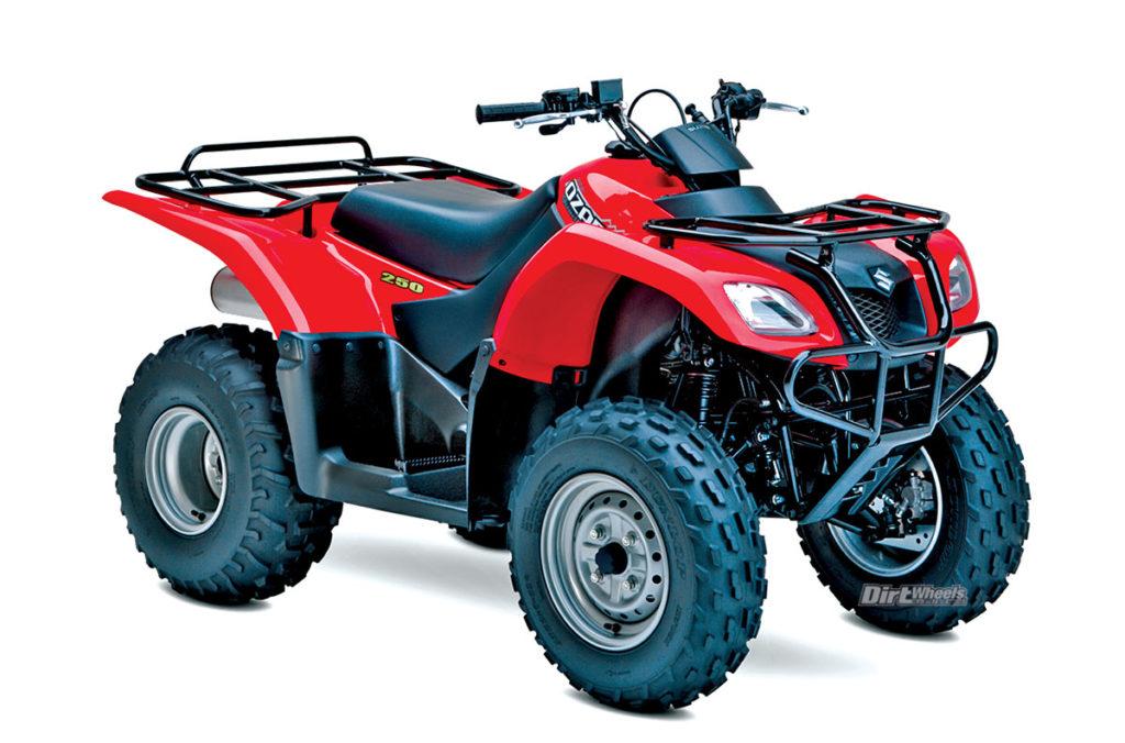 2018 Atv Buyer S Guide Dirt Wheels Magazine