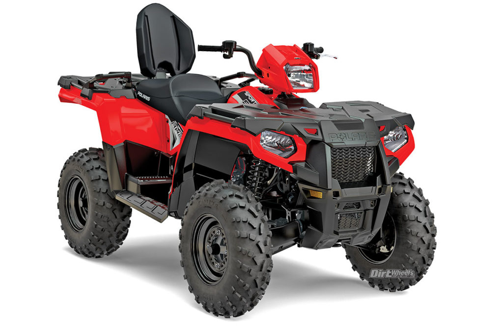 BG_79_sportsman touring 570 indy red_3q 1024x675 2018 atv buyer's guide dirt wheels magazine