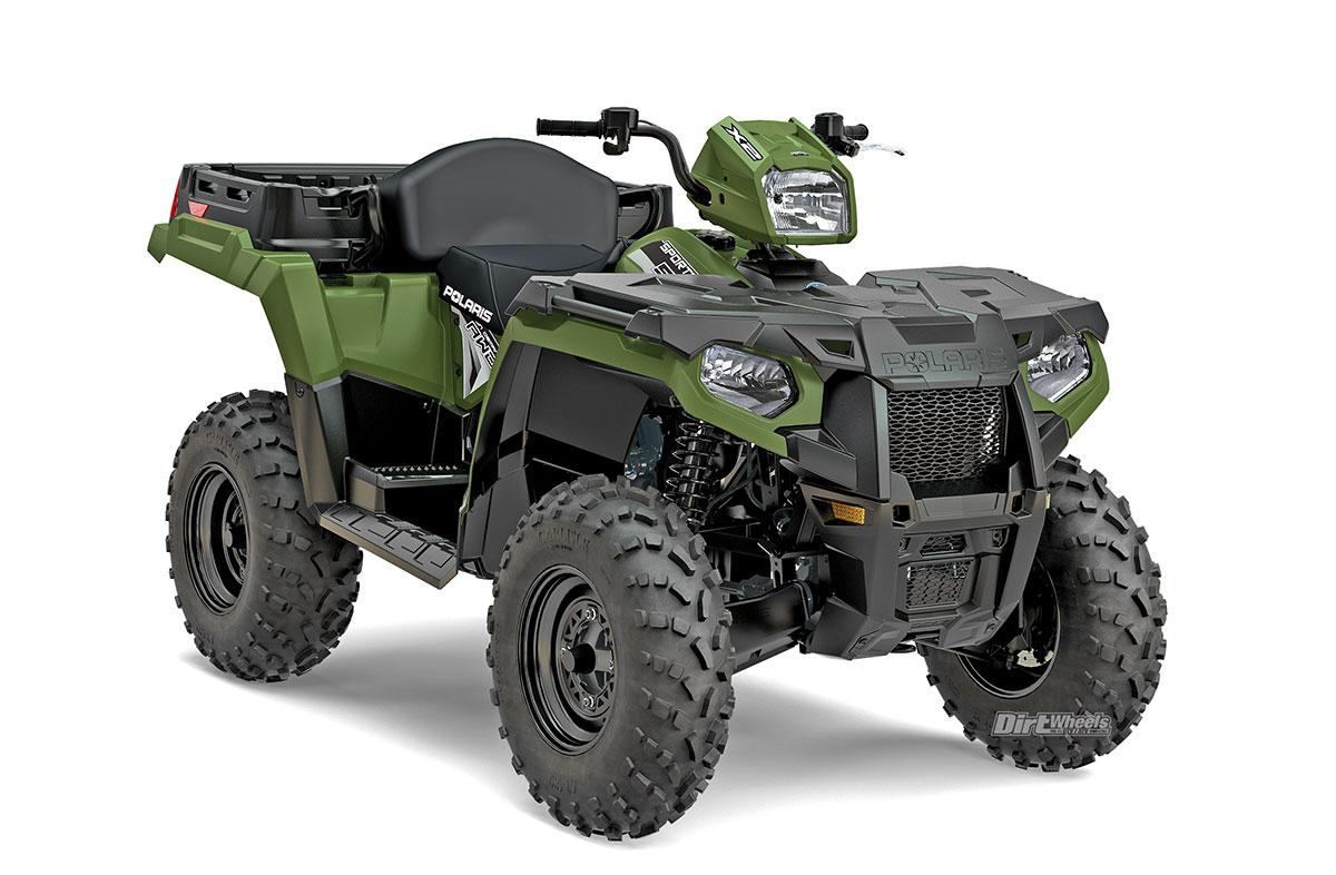 2018 ATV BUYER'S GUIDE   Dirt Wheels Magazine