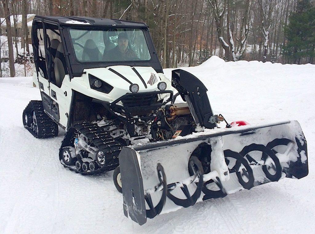 Kawasaki Teryx Snow Monster Dirt Wheels Magazine