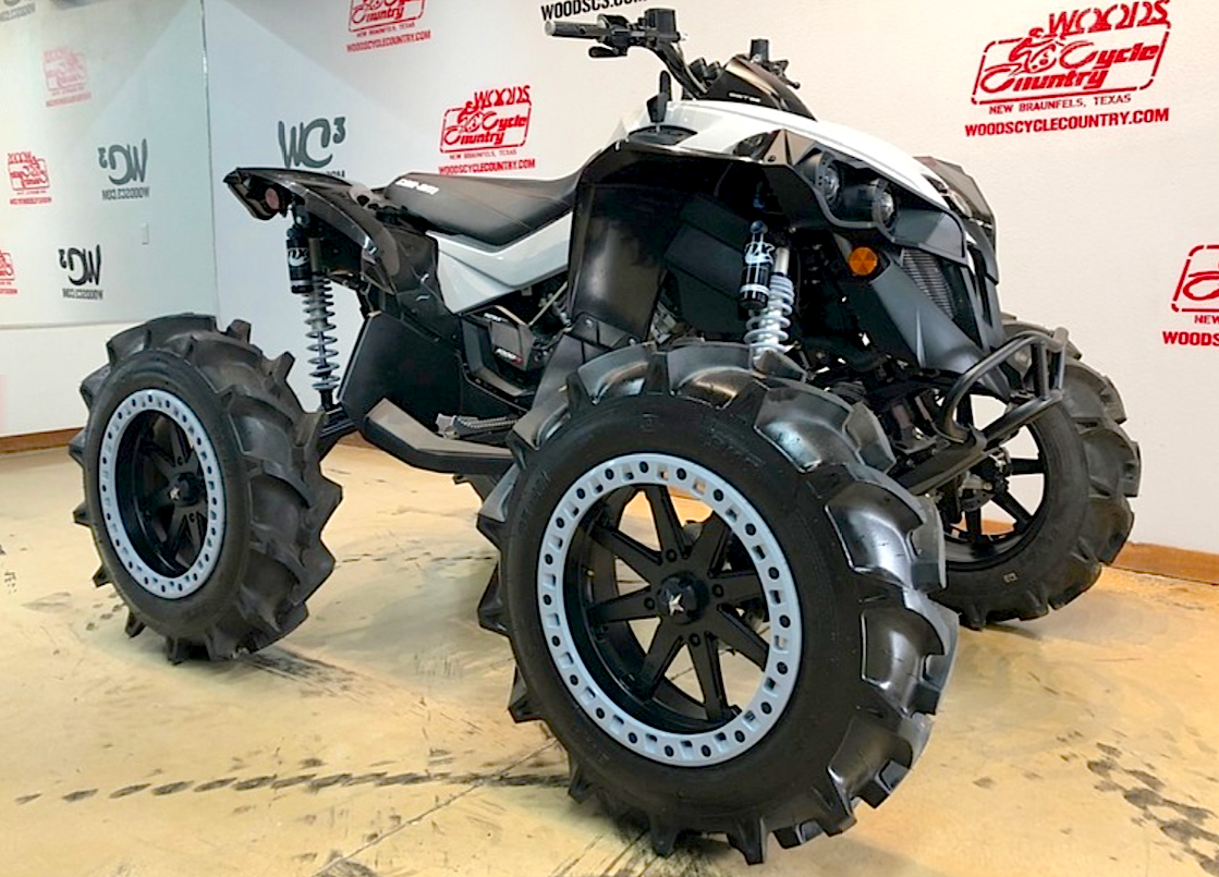 RENEGADE 1000 MUD MACHINE | Dirt Wheels Magazine