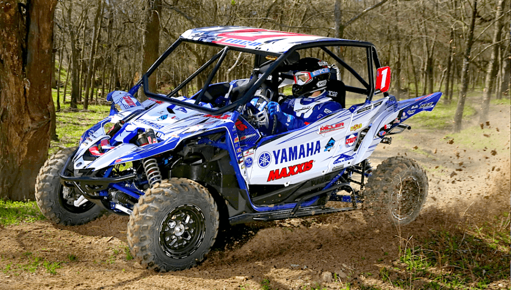 Yamaha s 2018 racing team dirt wheels magazine for 2018 yamaha yxz