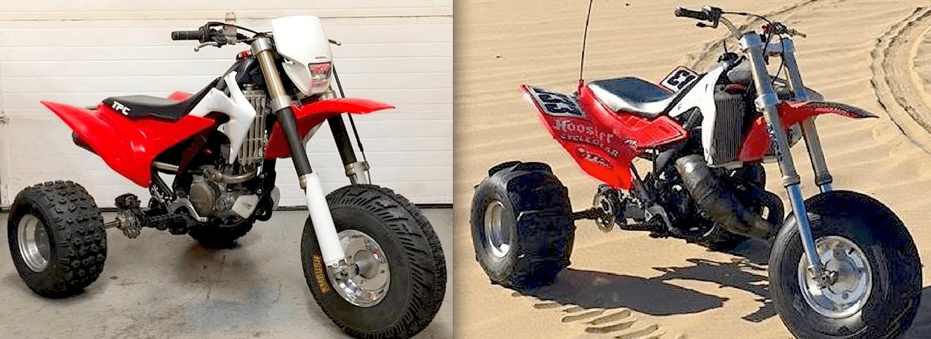TPC TRIKES   Dirt Wheels Magazine