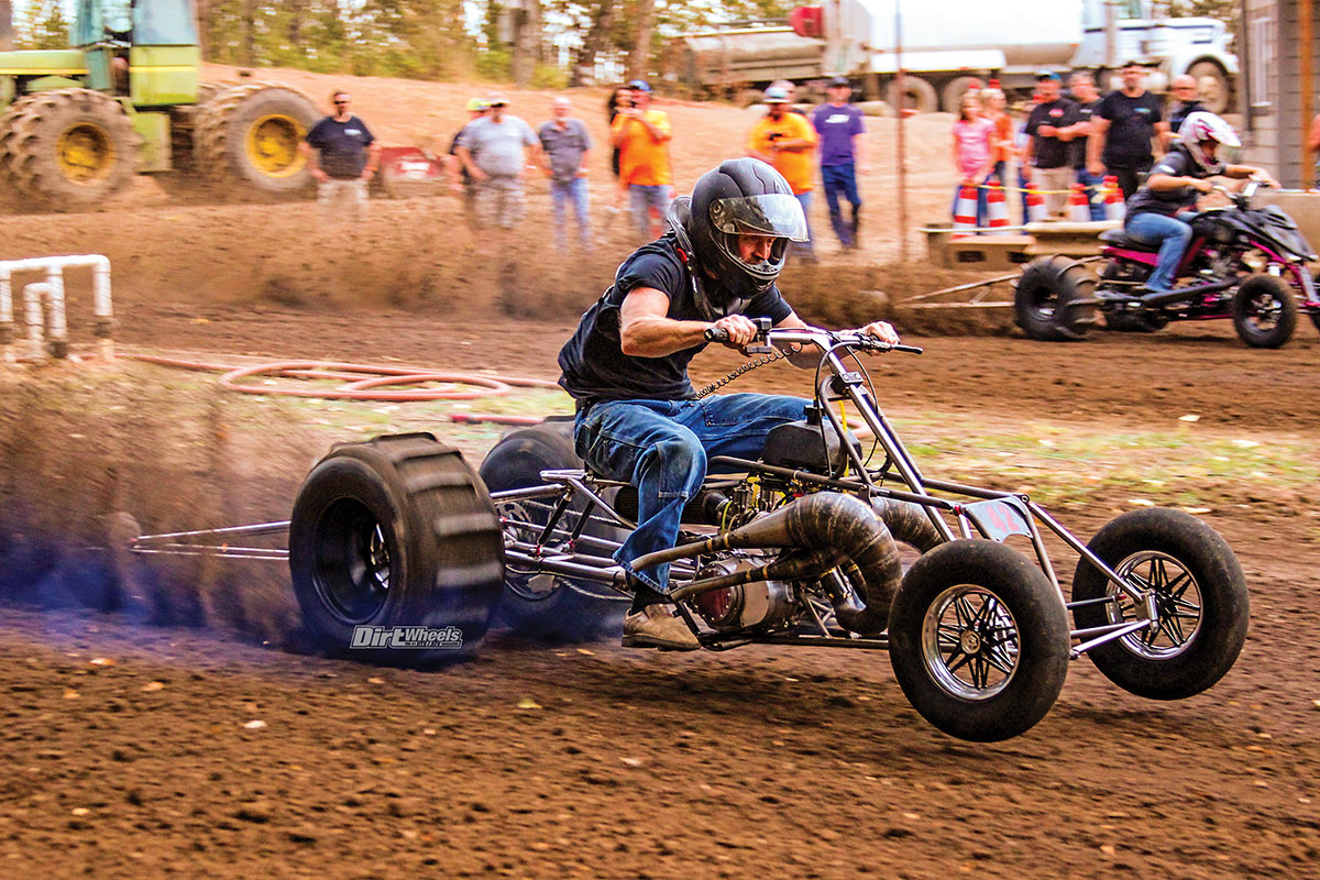 ATV DIRT DRAG RACING   Dirt Wheels Magazine