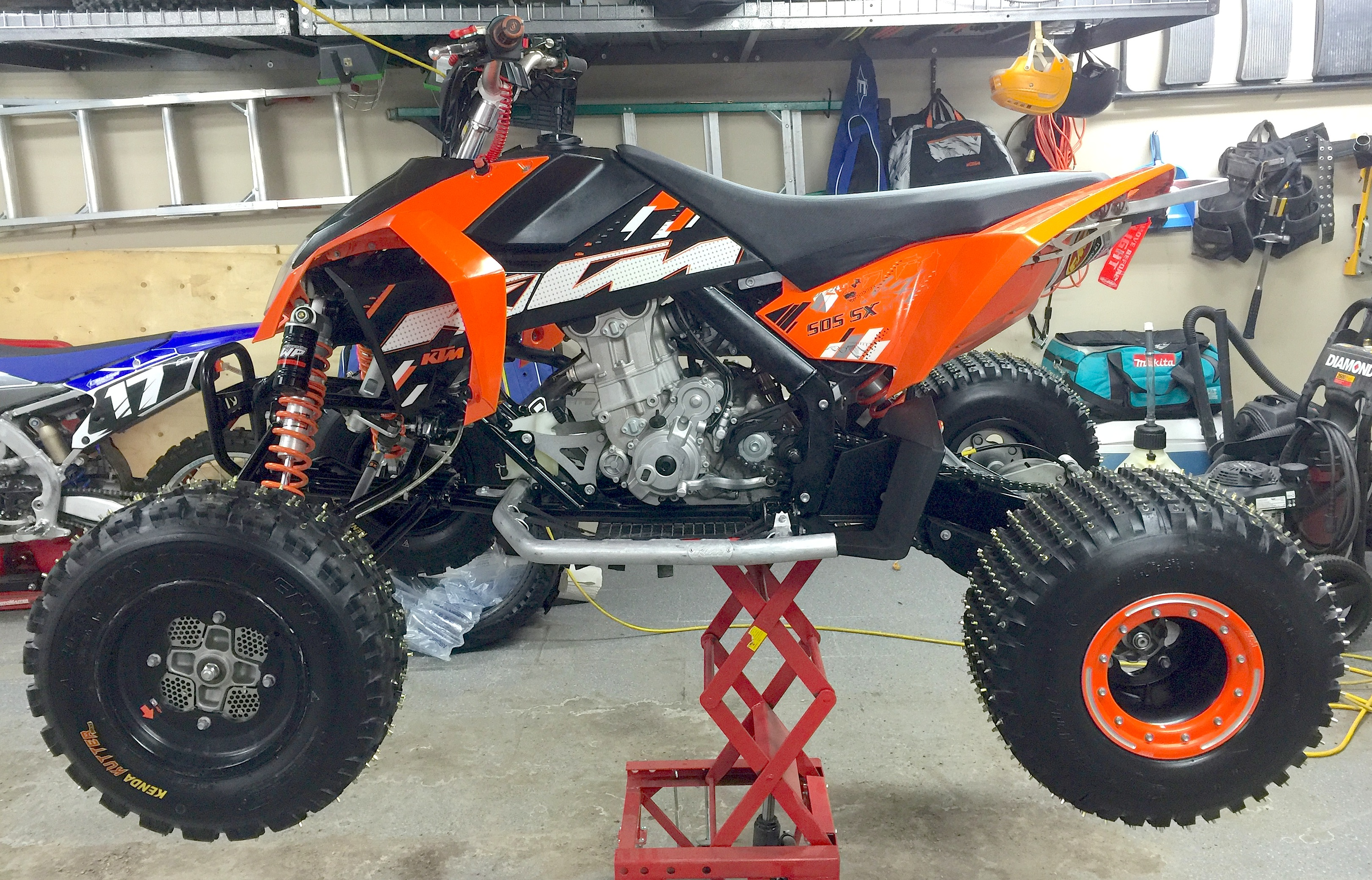KTM 505 SX | Dirt Wheels Magazine