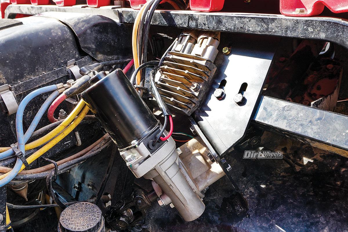 Tractor Steering Parts For Rhino : Utv parts yamaha rhino upgrades dirt wheels magazine