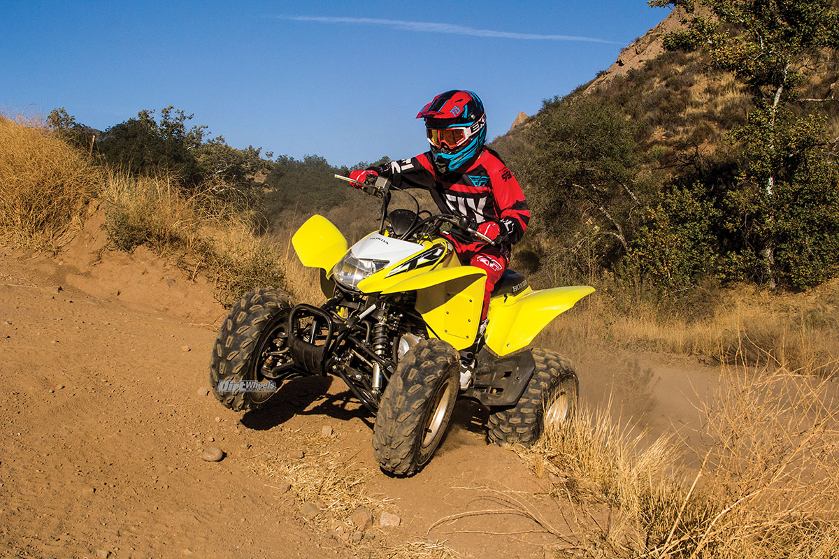 2018 HONDA TRX250X TEST REVIEW | Dirt Wheels Magazine
