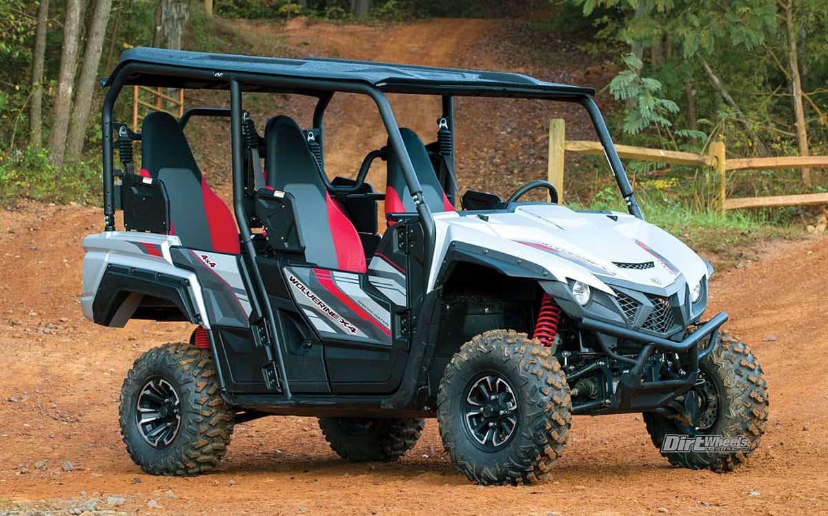 2018 Yamaha Wolverine X4 Se Dirt Wheels Magazine