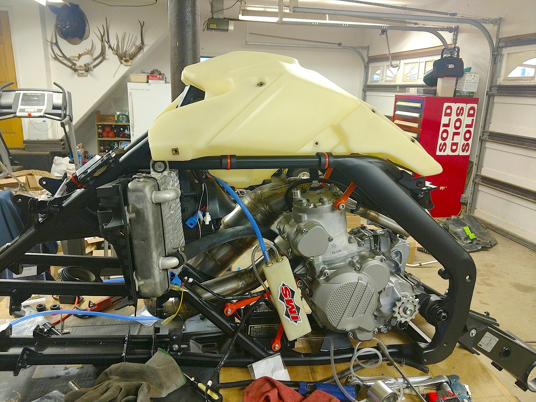 KTM 300 2-STROKE QUAD | Dirt Wheels Magazine
