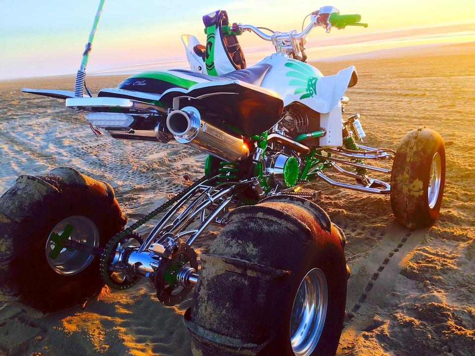PROJECT YAMAHA YFZ450 | Dirt Wheels Magazine