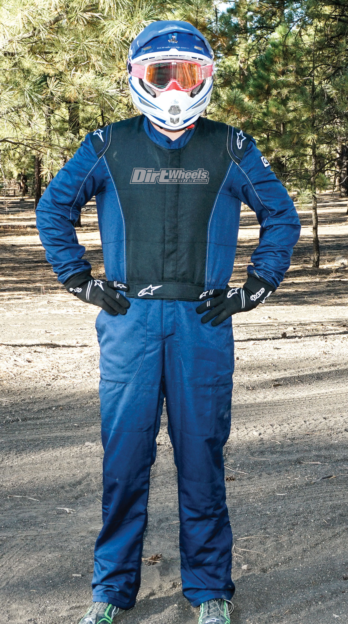 Racing Fire Suits >> ALPINESTARS KNOXVILLE & GP DRIVING SUITS | Dirt Wheels ...