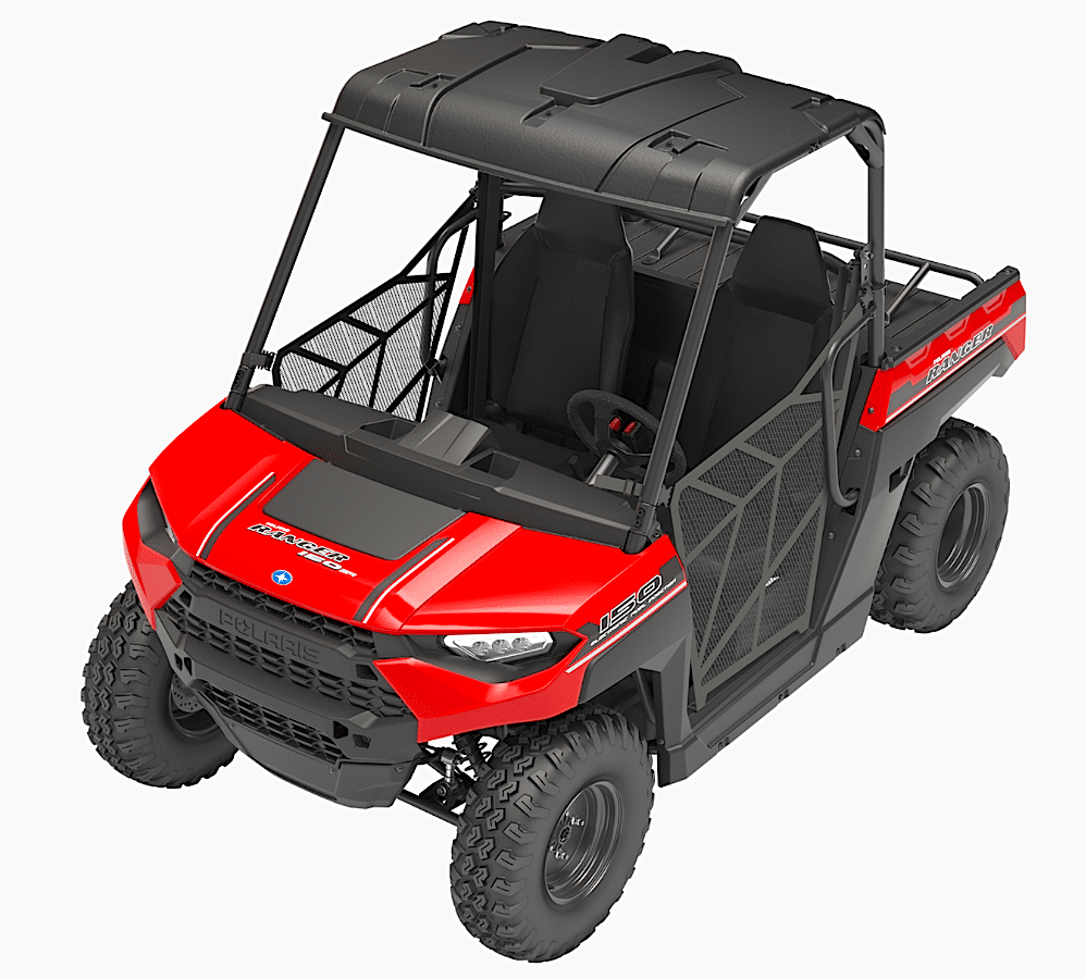 New Polaris Ranger For 4 999 Dirt Wheels Magazine