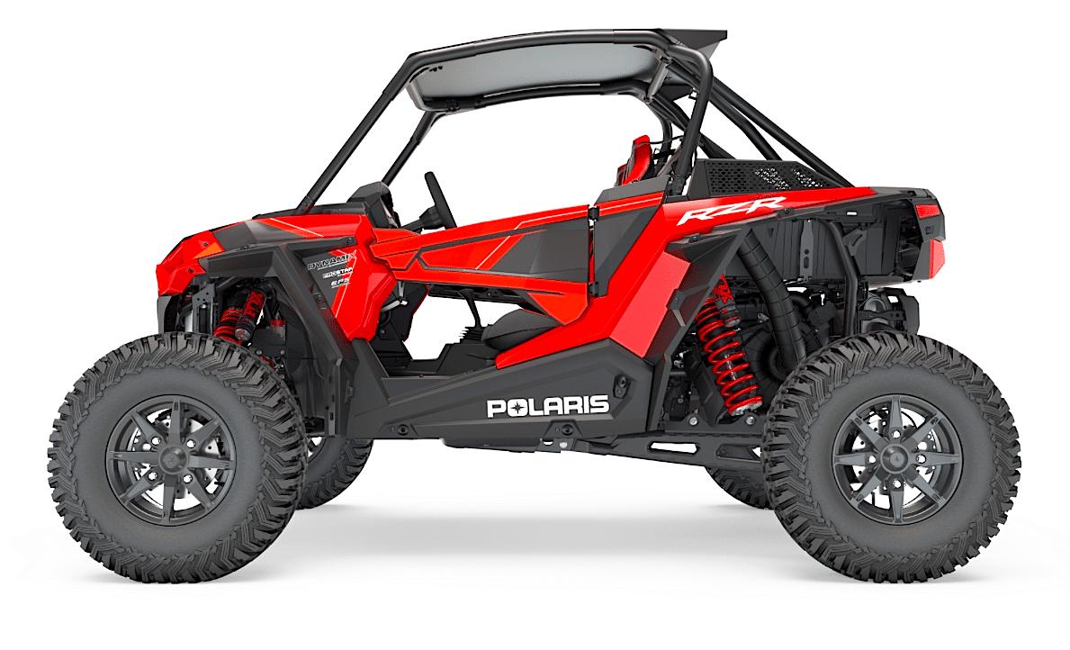 NEW RZR XP TURBO S | Dirt Wheels Magazine