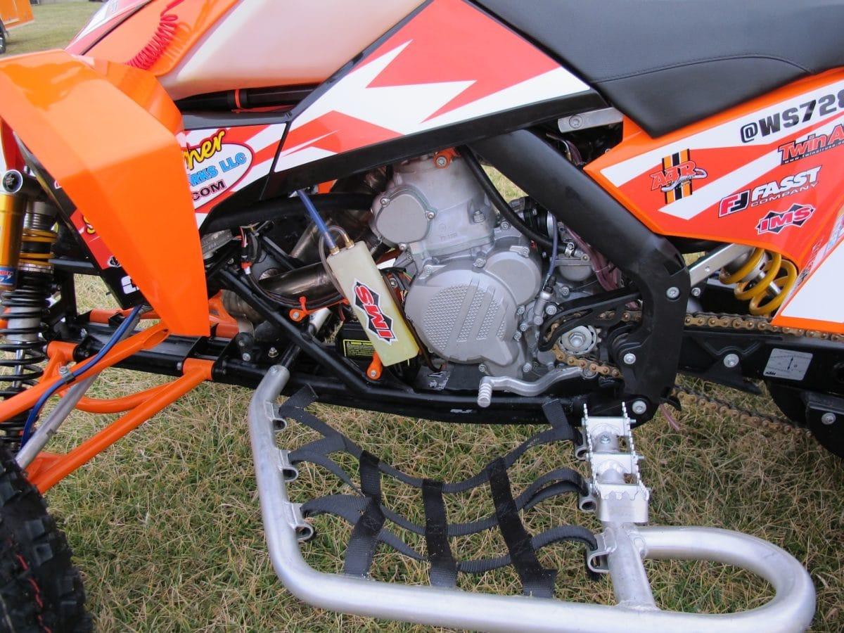 KTM 300 XC QUAD | Dirt Wheels Magazine
